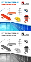 Kit de Salvataje Piscinas